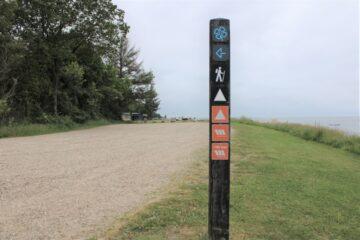 160,9 kilometer lige til at vise frem