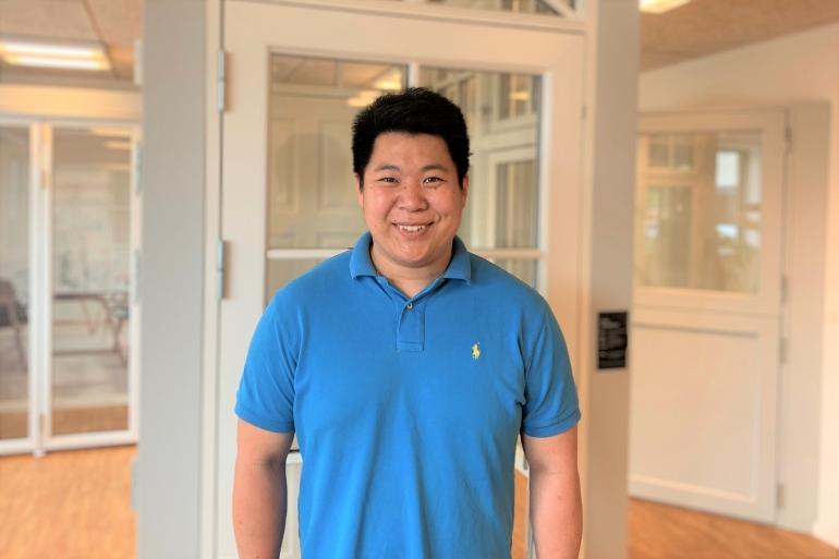 Jesper Velling er ny kunderådgiver hos Outrup Vinduer & Døre