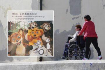 DH Morsø sætter ny standard for information til handicappede