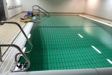 Varmtvandssvømmeklub har tabt en fjerdedel af medlemmerne