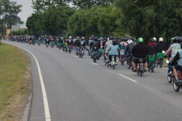 Efter ulykke: Puch Klub Mors vil indskærpe brugen af hjelm næste år