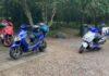 Fik stjålet scootere under uvejr – tyven fanget via Facebook
