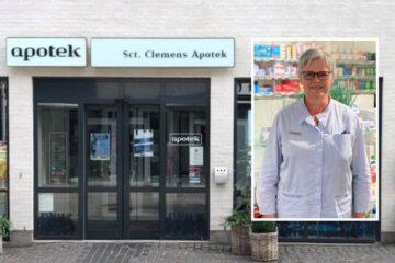 40 år på Sct. Clemens Apotek: En af de sjældne