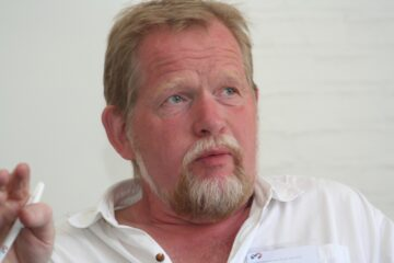 Folketingsmedlem blev inspireret på Mors af Egon Pleidrup