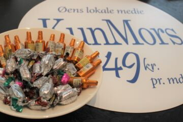 GRATIS ARTIKEL: Snup et stykke chokolade hos KunMors