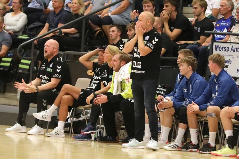 Niels Agesen efter nederlag: – Vi falder for let