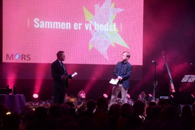 Nu kan du indstille kandidater til Frivilligfest 2021