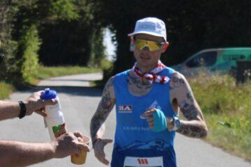 Norsk supermand på vej mod vild rekord i Mors 100 Miles