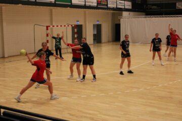 Weekendens håndbold: Mors-pigerne tabte i Thy